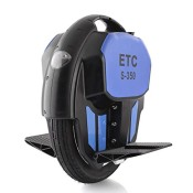 Elektrisches Self Balancing Scooter Turbo Solo Elektro Auto-Balancing-elektrisches Rad (blau)